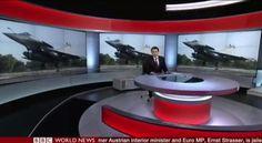 BBC News Studio B « NewscastStudio