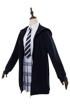 Sinastar Darling in The FRANXX Ichigo Cosplay Costume Ichigo ED School Uniform Skirt Coat * Examine this remarkable product by mosting likely to the web link at the image. (This is an affiliate link). Cosplay Outfits, Cosplay Costumes, Ichigo Cosplay, School Uniform Skirts, Anime Uniform, Darling In The Franxx, Best Cosplay, Teen Fashion Outfits, Coat