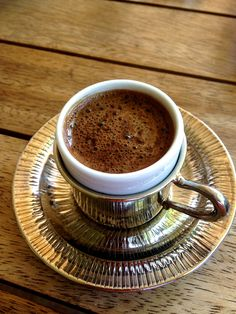 Turkish Coffee @Istanbul