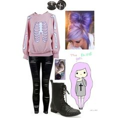 Pastel goth clothes