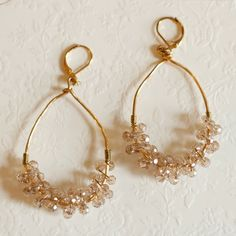 Wow!! Handmade Statement Earrings