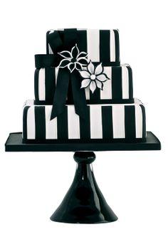 Stripe, ribbon and petal cake, Cakes by Krishanthi, Rs 48,900; Cakesbykrishanthi.co.uk