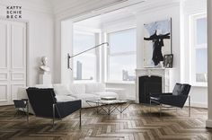 Her Eclectic Interior