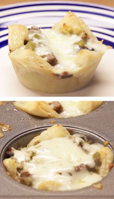 Philly Cheesesteak Cups Perfect For Game Day!