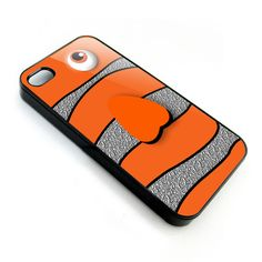 Funny Cute Disney Finding nemo Orange Fish apple iphone 4 4s case, $14.50 USD I want this!!!