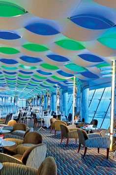 Sky Bar at Burj Al Arab …, amazing sunsets or just a night sky onto infinity across the sea.