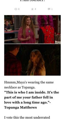 If this isn't Lucaya evidence I slant know what is Great Stories, True Stories, Series Movies, Movies And Tv Shows, Old Disney Shows, The Lone Ranger, Days Like This, Old Shows, Girl Meets World