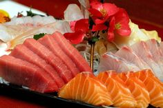 Sashimi - Chef's Recommendation, It looks great to me, you want to see more sushi pics than follow me here: @makesushi1 #food #sushi Also check out these sushirecipes here:http://www.makesushi.com/store