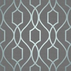 Fine Decor Apex Trellis Metallic Wallpaper Rose Gold & Grey for sale online Wallpaper Rose Gold, Charcoal Wallpaper, Copper Wallpaper, Luxury Wallpaper, Embossed Wallpaper, Diy Wallpaper, Modern Wallpaper, Textured Wallpaper, Designer Wallpaper