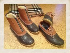 A Classic: L.L. Bean Boots | tedkennedywatson.com