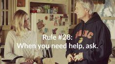 Gibbs Rule #28