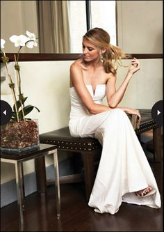 Nicole Miller Wedding Dress #3