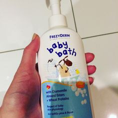 I was lucky enough to win a bottle of Baby Bath from FrezyDerm, which was great as I have two little boys, a 16 weeks old and a two year old! The two year old absolutely loves baths and has a… 16 Weeks, Two Year Olds, Baby Skin, Little Boys, Baths, Bubbles, Bottle, Toddlers, Flask
