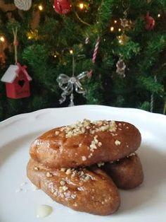 Μελομακάρονα με μπύρα Hamburger, Bread, Breakfast, Christmas, Food, Morning Coffee, Xmas, Brot, Essen