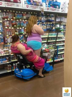 Meanwhile At Walmart 16 Pics http://ibeebz.com