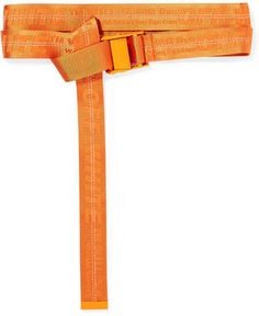 Off-White - Canvas-jacquard Belt - Orange