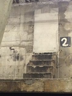 Tate Modern Switch House - Level 0 Tanks remnants - preview 15/06/16