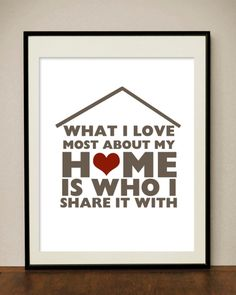 Download What I Love most about my Home...