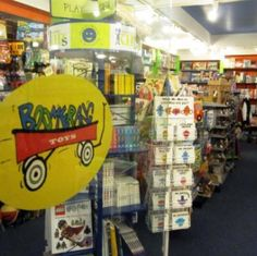 Boomerang Toys - #NYC #Yuggler #KidsActivities #ToyStore