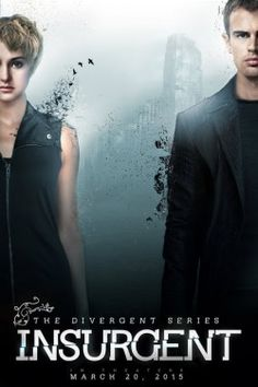 Couverture : Divergente 2 : L'Insurrection