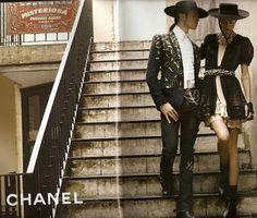 Chanel Spring/Summer 2010