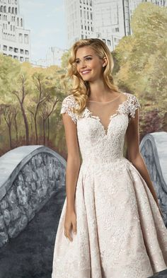 54bfa747b9 8910 2 svadobné šaty svadobny salon valery Kruhové Sukne