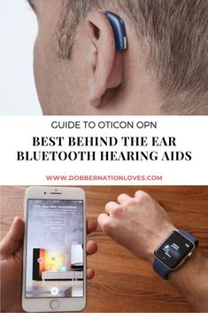 Bluetooth Hearing Aids, Latest Tech Gadgets, Hearing Impaired, Technology Lessons, First Iphone, Cool Things To Buy, Good Things, Disability Awareness, Tips