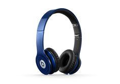 Beats By Dre Solo HD On-Ear Headphones -Drenched in Blue $129.95  $99.98