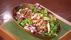 Sneak Peek: Dr. Mark Hyman's Favorite Detox Chicken Recipe: Dr. Mark Hyman shows Dr. Oz how to make a pomegranate chicken recipe from his 10-day detox diet.