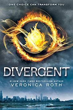 """I finished DIVERGENT! Now on to Insurgent! """"If you prefer your books with a heavy dose of dystopian future, then pick up the Divergent Triology by Veronica Roth. Ya Books, Book Club Books, Book Series, The Book, Good Books, Book 1, Amazing Books, It's Amazing, Book Nerd"""