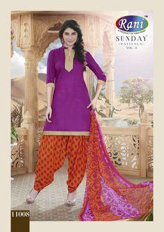 Punjabi Suit Indian Patiala Salwar Kameez Suit Pakistani Punjabi3 Designer Dress