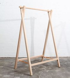 Clothes rack by Like Butter