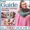 Crochet a HALLOWEEN BRACELET (AllFreeCrochet.com).  This video about making a fun Halloween bracelet is quick and easy.  This free easy crochet pattern makes a great gift for a spooky holiday.