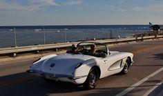 Corvette ride on Route A1A