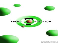 Orbit Ruins  Android Game - playslack.com , govern the little ball to the area of the artifact made up of coaxial orbit. Your route will be prevented  by partitions spinning  on paths. create your reaction speed and attentions in this addictive game for Android. Your job is to just touch the screen on time and move onwards from orbit to orbit. coming  the area is not uncomplicated. If you run into one of the black partition, the game'll be over. partitions move along dissimilar paths and at…