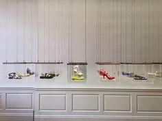 trendvm: Melissa Shoes: Collaboration with Gareth Pugh, London