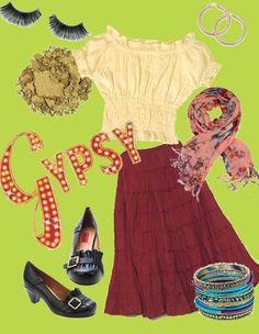 Gypsy costume copy