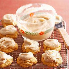 Pumpkin-Pecan Cookies