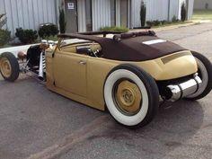 Rat Rod VW