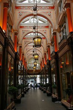 Royal Arcade, Old Bond Street, London