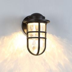 The Steampubk dweLED Indoor/Outdoor Wall Sconce features heavy bronze hardware which exhibits craftsman details. http://www.ylighting.com/wac-lighting-steampunk-dweled-indoor-outdoor-wall-sconce.html