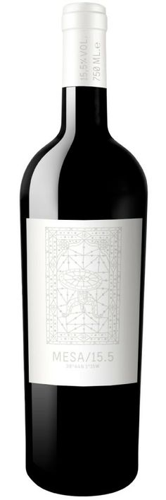 Mesa/15.5 #wine #vino #packaging