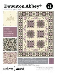 Quilting - Home Decor - Table Topper Quilt Patterns - Hexagon ... : downton abbey quilt kits - Adamdwight.com