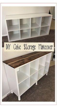 Diy Furniture Projects, Repurposed Furniture, Furniture Makeover, Home Projects, Furniture Storage, Console Storage, Rustic Painted Furniture, Diy Projects For Bedroom, Diy Home Furniture