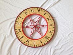 Your place to buy and sell all things handmade Guy Stuff, Cooking Timer, Carnival, Clock, Unique Jewelry, Handmade Gifts, Etsy, Vintage, Home Decor