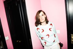 Your favorite Parisian electropop-star is on The Cov. Right now, people!  http://www.thecoveteur.com/yelle-julie-budet/
