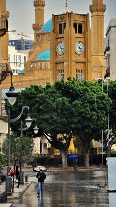 Downtown Beirut, Lebanon mynucerity.biz/ iloveit   -  I've often heard Beirut described as the Paris of the Middle East.