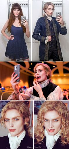 Meet The Cosplayer Who Can Transform Herself Into Literally Anyone. - http://www.lifebuzz.com/alyson-tabbitha/
