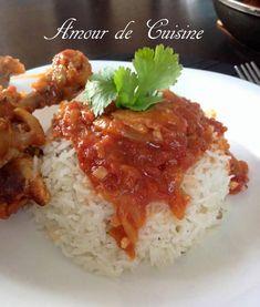 Riz au poulet express - Amour de cuisine