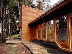 Casa Calcurrupe, Sur de Chile